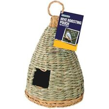 CASE/25 WINTER BIRD ROOSTING POCKETS REDUCE BIRD DEATHES DUE TO COLD WEATHER