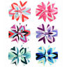 12pcs/Pack Baby Girls Toddler Hair Ribbon Bows Alligator Hair Clips Bow Hairpins