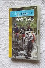BEST TREKS, PILOT GUIDES (DVD) R -4, LIKE NEW(DISC: NEW) FREE POST IN AUSTRALIA