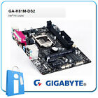 Placa base mATX H81 GIGABYTE GA-H81M-DS2 Socket 1150 con Chapa ATX
