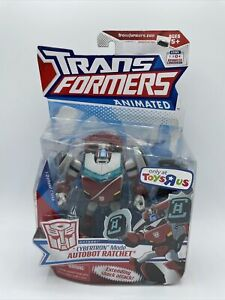 Transformers Animated Cybertron Mode Ratchet New