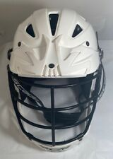 Cascade Cs Youth Lacrosse Helmet Mask One Size Fits Most White