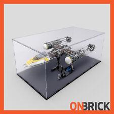 ONBRICK LEGO 75181 Star Wars Y-Wing Starfighter 3mm Premium Acrylic Display Case
