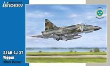 Saab AJ-37 Viggen Attack Version 1/48 Special Hobby