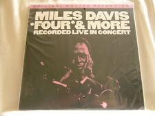 MILES DAVIS Four & More Tony Williams Herbie Hancock MFSL 180 gram vinyl NEW LP