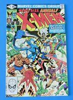 X-MEN KING-SIZE ANNUAL #5 1981 ~ MARVEL BRONZE AGE COMIC BOOK ~ NM