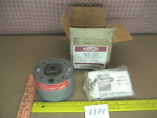 Dayton 5X400 Nominal Static Torque Brake 115V J-91 Torque 3/8-3/4 Ft Lbs 687X