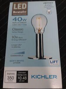 Kichler LED Decorative 40w Classic Clear