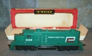 TYCO MANTUA PENN CENTRAL GP 20 VERY NICE OLD STORE STOCK RED BOX