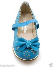 18 Scarpe blu per bambine dai 2 ai 16 anni