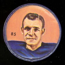 1963 CFL NALLEY'S POTATO FOOTBALL COIN #85 CHARLIE SHEPARD WINNIPEG BLUE BOMBERS