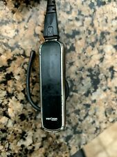 Jabra Easygo Verizon unlocked Wireless Bluetooth Headset with Travel Charger Euc