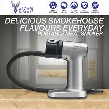 Meat Smoker Portable Smoking Gun Flavour Infuser Cheese Smokey Food