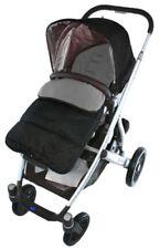 Sacos y cubrepiés color principal gris para carritos y sillas de bebé phil&teds