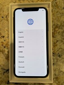 Apple iPhone XS - 64GB - Space Gray Verizon (Unlocked) A1920 (CDMA GSM)