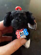 Ty Beanie Baby BO the Portuguese Water Dog w/ Tag