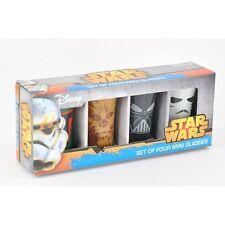 BICCHIERINI di Star Wars Darth Vader/Stormtrooper/Boba Fett/Chewbacca-con licenza