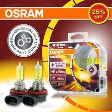 H11 OSRAM FOG BREAKER 2600K GELB Yellow Look Scheinwerfer Lampen x2 64211FBR-HCB