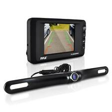 "NEW Pyle PLCM3550WIR Wireless Backup Camera & Monitor System w/ 4.3"" Monitor"