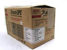 New - Open Box APC SMT750 Smart-UPS Uninterruptible Power Supply