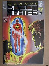 1991 VALIANT COMICS MAGNUS ROBOT FIGHTER #6 WITHOUT COUPON FLIP BOOK WITH RAI #2