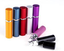 7Pcs Mini Travel Refillable Perfume Atomizer Bottle for Spray Scent Pump 6ml