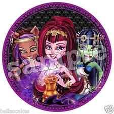 eßbar Tortenaufleger Monster High Puppe DVD NEU Oblate Tortenbild backen Deko