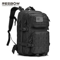 Military Tactical Backpack Large Army Molle Bug Out Bag 3 Day Assault Pack