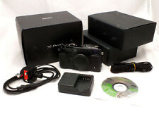 Fujifilm X-Pro1 XPro1 X Pro 1 16.3MP Digital Camera - Black (Body Only)