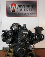 1999 International T444E Engine Take Out, 190HP, Good For Rebuild Only