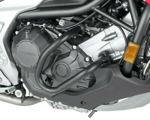 HONDA NC 750 X 2021 ENGINE GUARDS GIVI TN1192 CRASH BARS protectors Black NC750X