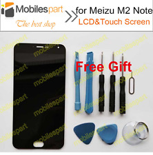 Meizu M2 Note LCD Display + Touch  Replacement Repair Accessories For 4G Phone