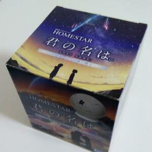 SEGA TOYS HOMESTAR Kimi no Na wa (Your Name) Planetarium Music Box JAPAN USED