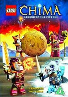 Lego Chima - Season 2 Part 2 [DVD] [2016][Region 2]