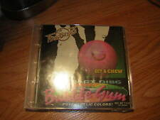 Aerosmith Bubble Gum 1993 Aerobubble Eat The Chew Mexico Import Factory Sealed