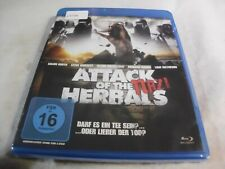 Attack of the Nazi Herbals   -  [Blu-ray] FSK 16 - OVP
