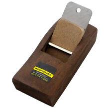 Woodworking Flat Plane Bottom Edged Wood Hand Planer Carpenter Woodcraft Tool