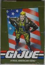 GI Joe    Real American Hero   Trading Cards   Box 1991  impel    Factory Sealed