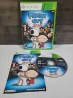 Family Guy: Back to the Multiverse *With Manual* (Microsoft Xbox 360, 2012)