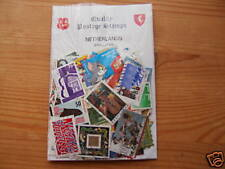 100 DIFFERENT NETHERLANDS(HOLLAND),USED,EXCELLENT LOT.