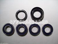 Honda TRX 350 250 Fourtrax ATC 250 SX Rear Wheel Hub Oil Seal NOS 91255-HA8-004