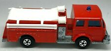 Rare Matchbox Lesney Superfast No 29 Fire Pumper Truck - Near Mint