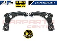 FOR NISSAN MICRA K13 2010- FRONT LEFT RIGHT LOWER WISHBONE SUSPENSION ARMS NEW