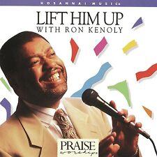 Lift Him Up - Ron Kenoly (CD, 25th Anniversary Edition) - FREE SHIPPING