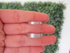 Wedding Ring 14k White Gold WR121 sep