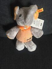 Steiff Soft Best For Baby Musical Elephant New