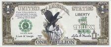 BLACK EAGLE TRILLION Dollar 1775 Paul Revere USA REVOLUTION Bill ~ NEW in SLEEVE