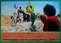 T53 Fotobusta Fachleute Für Ein Massaker George Hilton Nando Cicero