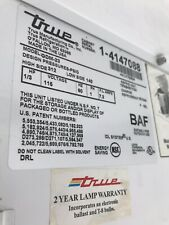 (1) Evaporator Shroud For True Gdm-23 One Glass Door Refrigerator Parts Only