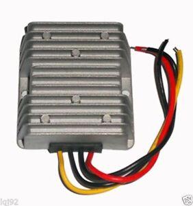 NEW Voltage Booster Power DC Converter Step Up Regulator 12V 24V to 36V 4A
